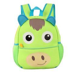4colors Neoprene rhino children's backpacks ,school bags,kindergarten kids, for baby girls and boys,child bag