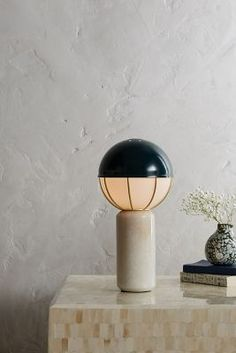 Anchored Orb One Arm Sconce