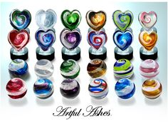 Forget caskets, here's a way to preserve your loved one's ashes in glass art Cremation Ashes, Stained Glass Crafts, First Love, My Love, After Life, Rainbow Bridge, Pet Memorials, Looks Cool, Fused Glass