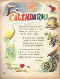 La gemma Italian Grammar, Italian Phrases, Italian Words, Italian Language, Alphabet Activities, Activities For Kids, Vintage Books, Vintage Posters, Italian Love Quotes