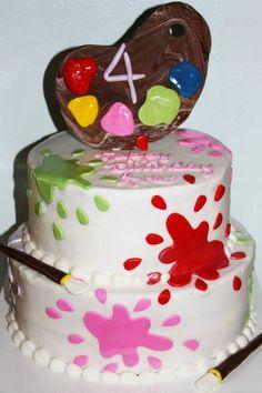 Art! @needasugarush  http://www.experiencesugarush.com/ http://www.pinterest.com/sugarushredbank/  #redbank #recipe #cupcake #rbflavour #custom #cake http://redbankflavour.com/restaurant/sugarush/ #cake