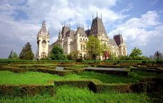 Iasi, Romania - it's where my dad's parents families are from. They escaped around WWI. Our name changed somewhere along the way. Beautiful Castles, Beautiful Places, The Places Youll Go, Places To See, Romanian Castles, Visit Romania, Romania Travel, Bucharest Romania, Amazing Buildings
