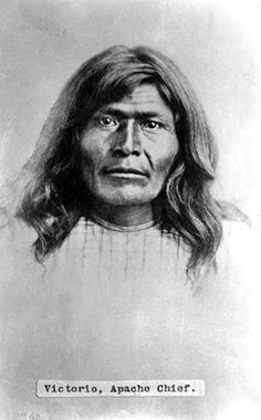 Victorio - Warm Springs Apache - no date - Whom my Son was named after.