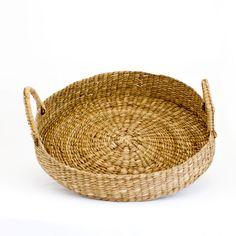 Greta Bean — Marsh Grass Tray - Large