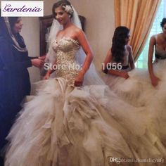 Buy wholesale arabia bridal gown gorgeous cathedral ruffle bridal gowns vintage vestido de novia sereia fish cut muslim wedding dress with fit and flare which is at a discount now. chantelleyang has guaranteed its quality. dress for wedding, maternity wedding dresses and mermaid dresses are all in the list of superb dresses.