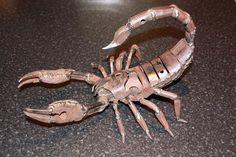 Les Sculptures métalliques de John Brown (13) More