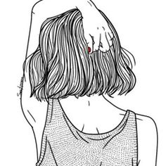 girl, drawing, and art image Tumblr Drawings, Art Drawings, Pencil Drawings, Tumblr Outline, Tumblr Girls, Oeuvre D'art, Line Drawing, Crown Drawing, Art Inspo