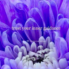 Trust your inner guidance