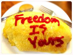 ナノ(nano) @nanonano_me  ·  5時間 5時間前 Freedom Is Yours. Lunch Is Mine.  #nano_freedome