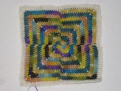 Alter nate square (pattern) Jacqui Goulbourn