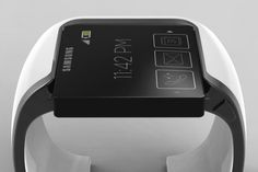 The all new Samsung Smart Watch Can Click Photos And Send Email! Yes, the all new samsung smart watch which is gonna be released very soon can click photos!