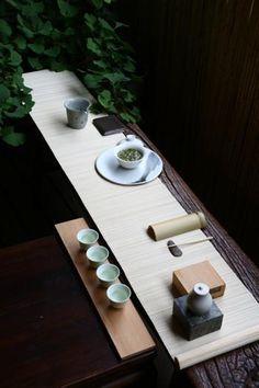 茶席|一器成名只為茗,悦來客滿是茶香。