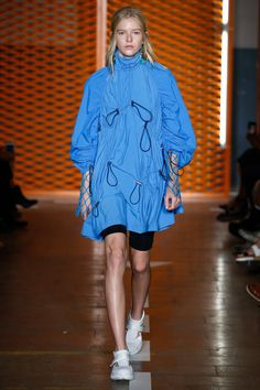 MSGM Spring/Summer 2017 Ready To Wear Collection