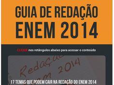 Dica: Guia Redação Enem 2014