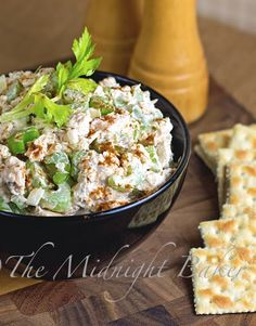 Creole Chicken Salad