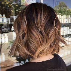 @penniepannavalee Fun in the Sun.. Hair by @penniepannavalee ・・・ Beachy•Balayage•Bob