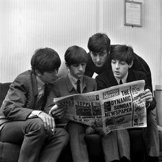 40 - Beatles Photograph - Beatles, best, ever, George, image, John, original, Paul, Photo, photograph, picture, rare, Ringo, top, unseen
