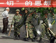 """自由滿洲 Sulfan Manju ( Free  Manchuria)®: 新疆""""快餐式""""司法打击恐袭疑犯即日受理即日审结"""