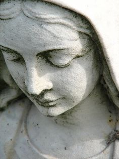 Our Blessed Mother, Mary Madonna, Blessed Virgin Mary, Virgin Mary Art, Virgin Mary Statue, Blessed Mother Mary, Divine Mother, Queen Of Heaven, Cemetery Art, Angel Statues
