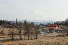 Szklarska Poręba Dolna wiosną
