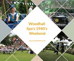 Woodhall Spa 1940's weekend - A family review. Day out UK Lincolnshire