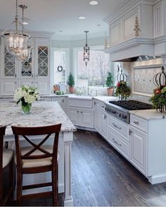 Everything but the backsplash at stove. I would have it match the rest of the kitchen backsplash and place a pot filler there instead.