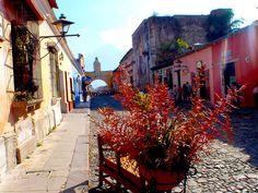 Antigua, Guatemala (one day...)