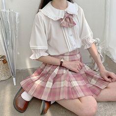 Harajuku Mode, Harajuku Fashion, Kawaii Fashion, Cute Fashion, Alternative Outfits, Mode Alternative, Japanese Outfits, Japanese Fashion, Korean Fashion