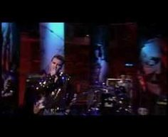 """Morrissey """"Suedehead (I'm so sorry)"""" (live on Later with Jools Holland)"""