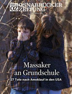 Ein #Amoklauf mit 27 Toten an einer Grundschule erschüttert die #USA. Wir berichten darüber in unserer iPad-Ausgabe vom 15. Dezember 2012.