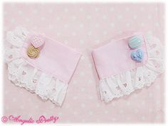 Angelic Pretty - Wonder Cookie Cuffs