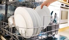 Dishwasher not cleaning? Here are three easy steps to help you figure out how to clean your dishwasher, dishwasher drain and dishwasher filter. Deep Cleaning Tips, House Cleaning Tips, Cleaning Solutions, Spring Cleaning, Cleaning Hacks, Speed Cleaning, Cleaning Checklist, Dishwasher Filter, Cleaning Your Dishwasher