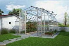 Americana 12 x 12 - World of Greenhouses - 6