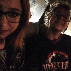 Siamo più belle noi  #friends #nightout #cool  #belle #swag #siamofighe #queens #lookingforaking #alcohol #car #rain #rimini #arpioni #selfie #friendselfie #redhead #rasta #blonderasta #likeback #like4like #likeforlike #followback #follow4follow #followforfollow by mila.mazzeo