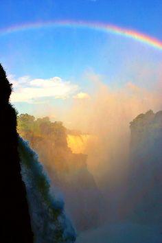 Victoria Falls, Zimbabwe..