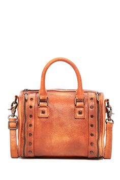Old Trend Trunk Satchel