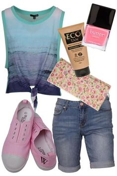 cool summer casual