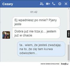 Śmieszne rozmowy: Facebook 11 Funny Sms, 9gag Funny, Funny Messages, Funny Texts, Funny Friday Memes, Monday Memes, Friday Humor, Funny Animal Quotes, Hilarious Animals