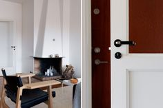 Doors, Living Room, The Originals, Mirror, Nice, Inspiration, Furniture, Interior Ideas, Home Decor