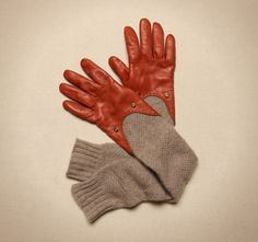 lord help me, i want a $200 pair of leather gloves   diane von furstenberg victoria long gloves