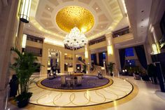 Fine Shanghai, China hotel offers elegance and comfort!