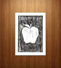 Image result for lino cut fruit