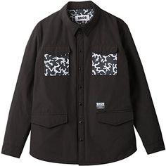 Snob Black Camo Field Jumper (Black) Hipster Kpop Street Fashion  http://www.beststreetstyle.com/snob-black-camo-field-jumper-black-hipster-kpop-street-fashion/