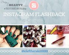 Instagram Flashback:August {2014} August 2014, Blogger Tips, Blog Design, Lifestyle Blog, Addiction, Beauty, Instagram, Beauty Illustration