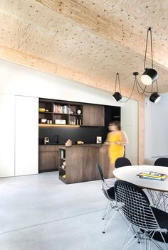 Semi-detached house with outdoor area | studio k interior & landscape architects
