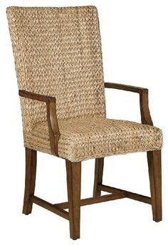 Ty Pennington Seagrass Arm Chair by Howard Miller - 942019NA Howard Miller, http://www.amazon.com/dp/B0057AZCMY/ref=cm_sw_r_pi_dp_cu3Lpb1MP016R