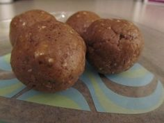 Go-Fit Chocolate Balls! @GoFitGals