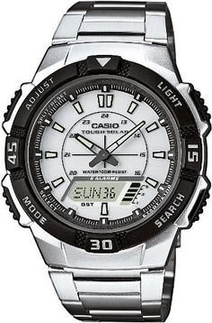 Casio Collection Digital Watch for Him Solar Operation Casio. $94.95