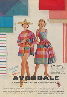 Avondale - The Liveliest Colors in Cottons    Fiesta Filipina by Greta Plattry
