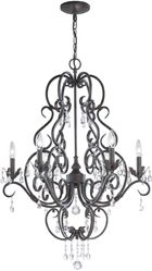 Idea for entry way chandelier